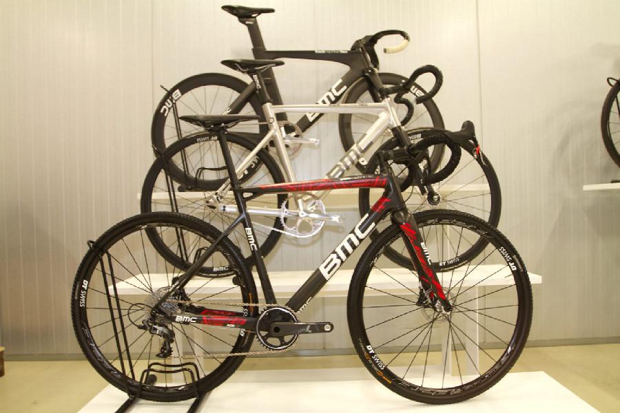 BMC 2015 nová cyklokroska