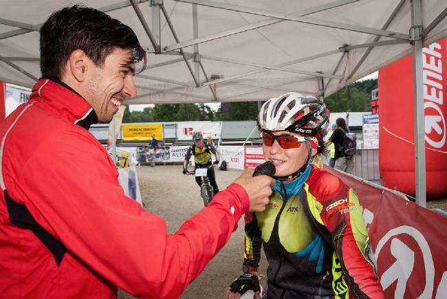 Malevil Cup 2014: biatlonistka Veronika Vítková