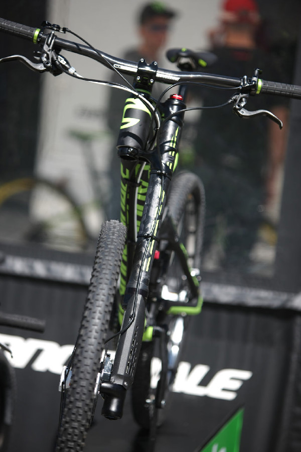 Cannondale Jekyll Team Carbon 2015