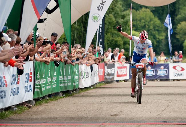 Drásal 2014: Pavel Boudný vítězí v klasicé 115km trati