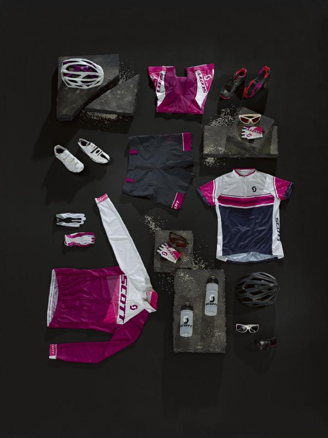 Scott doplňky a oblečení 2015