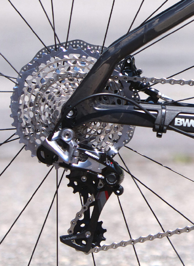 BMC SpeedFox SF01
