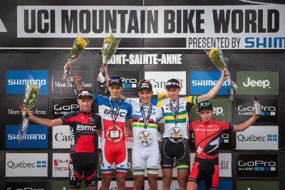 Světový pohár XC #5 2014 - Mont Sainte Anne