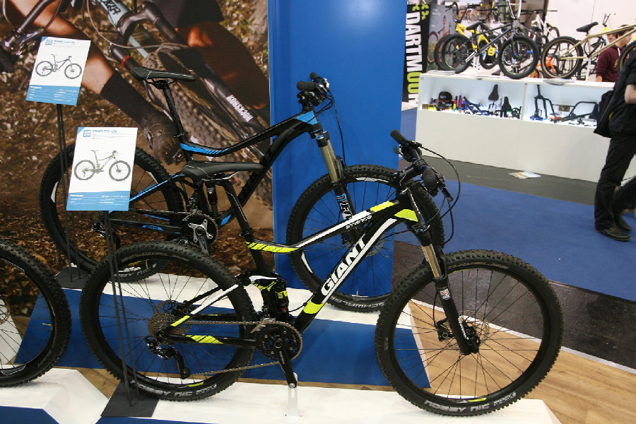 Liv & Giant - Eurobike 2014