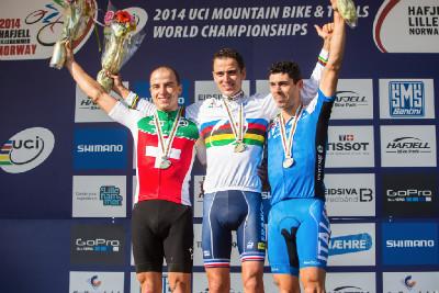 Mistrovství světa MTB XCO 2014