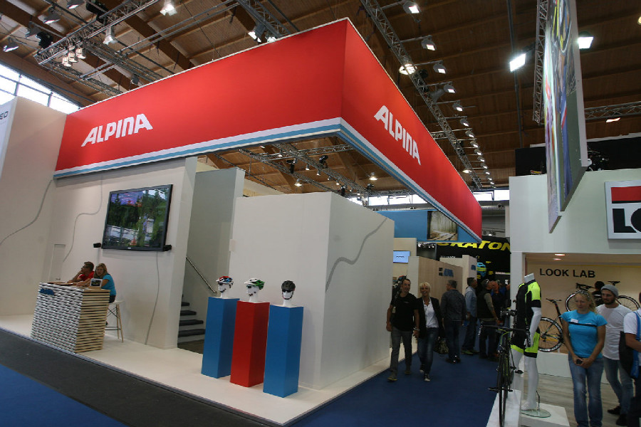 Alpina 2015 - Eurobike