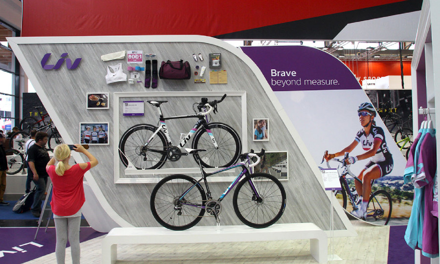 Eurobike 2014 highlights LIV GIant