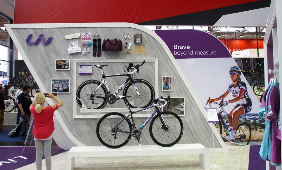 Eurobike 2014 highlights LIV GIant