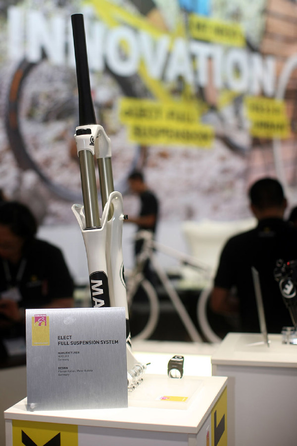 Eurobike 2014 highlights Magure eLect