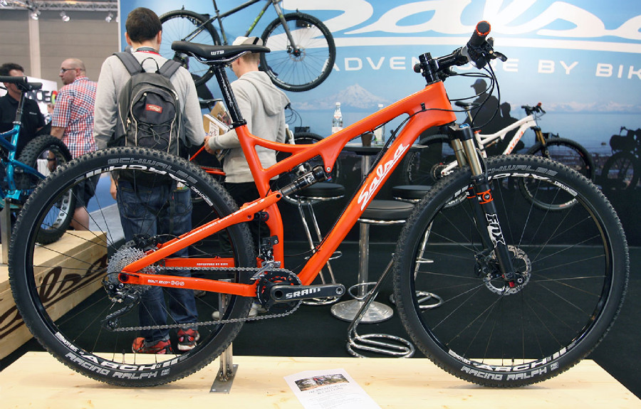 Eurobike 2014 highlights Salsa Spearfish Carbon