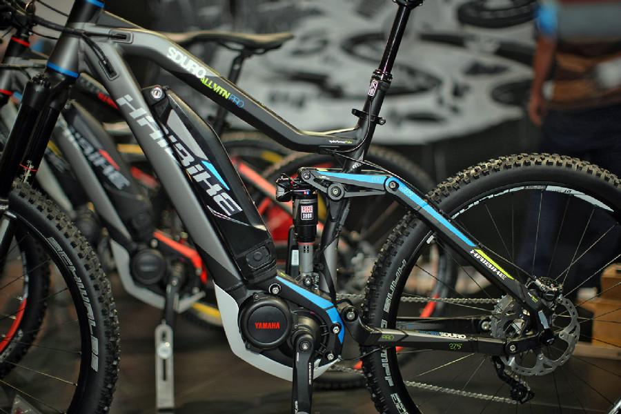 Elektro Eurobike 2014
