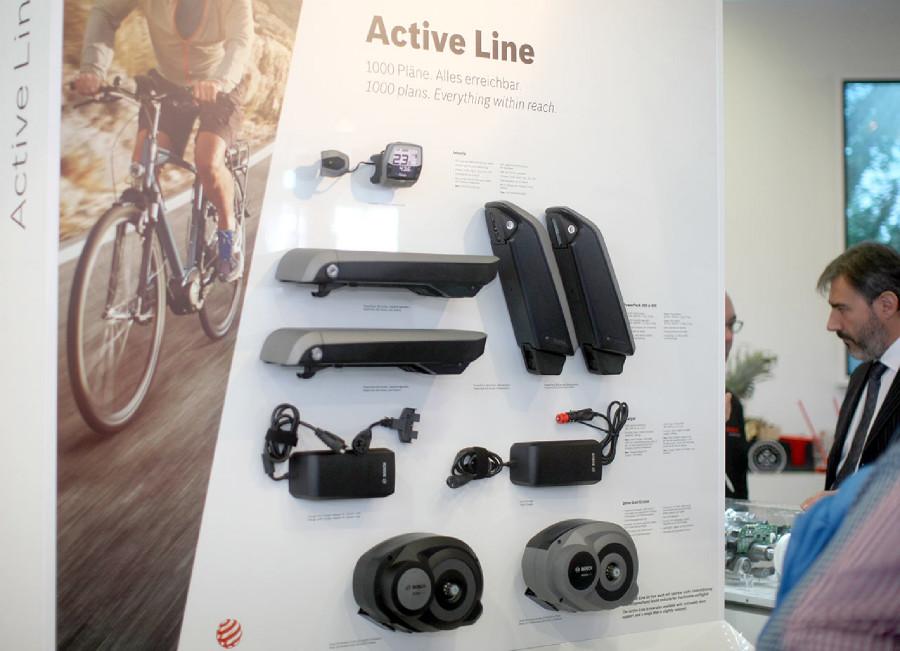 Eurobike 2014 trendy