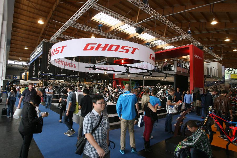 Ghost - Eurobike 2014
