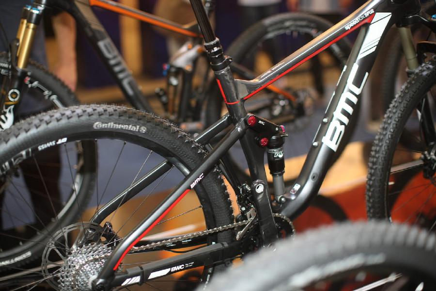 BMC - Eurobike 2015