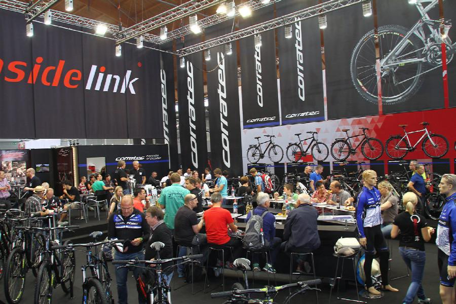 Corratec - Eurobike 2014