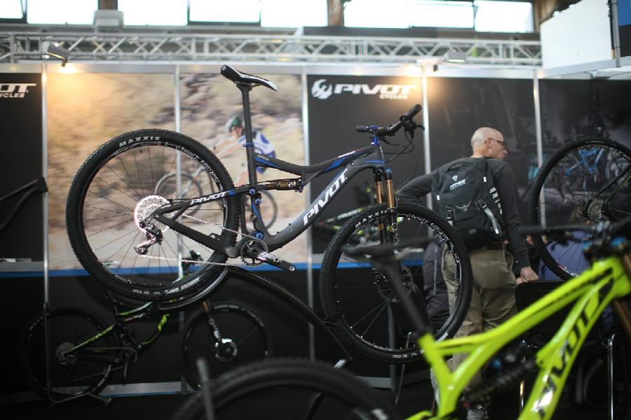 Pivot Eurobike 2014 fotogalerie