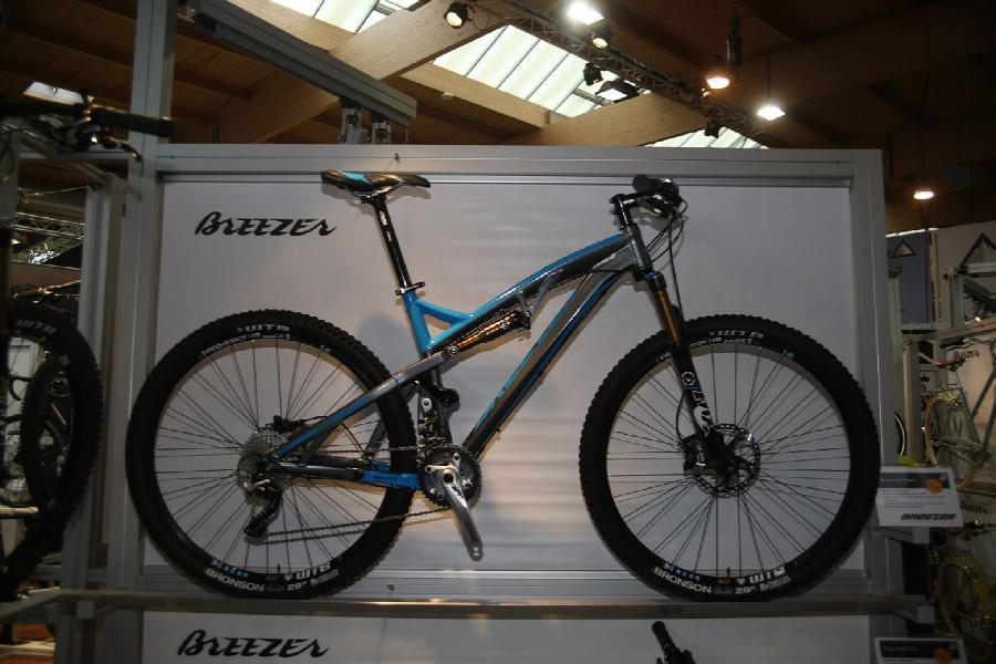 Breezer - Eurobike 2014