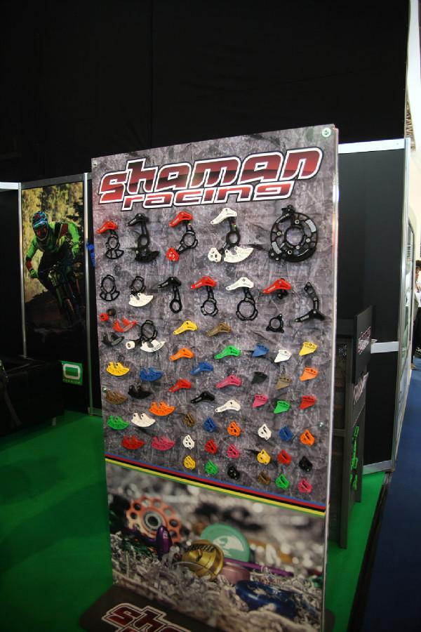 DVO & Shaman - Eurobike 2014