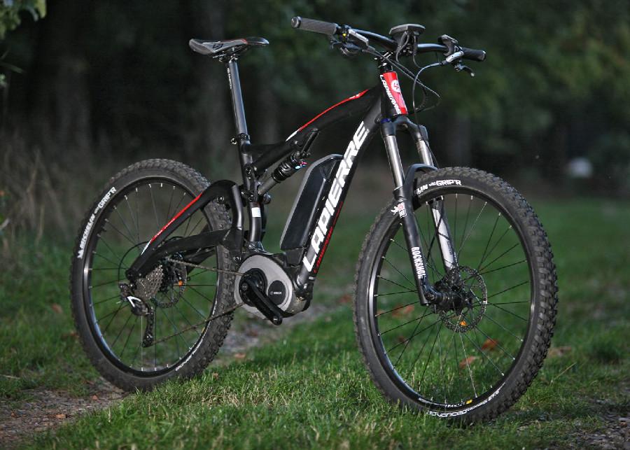 Lapierre Overvolt FS 500