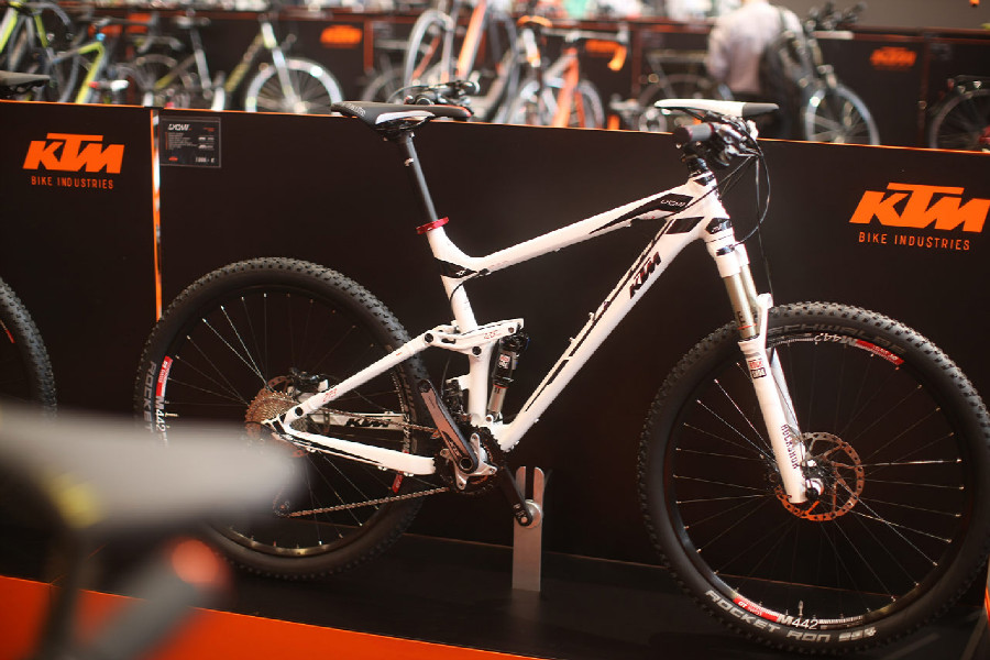 KTM - Eurobike 2014
