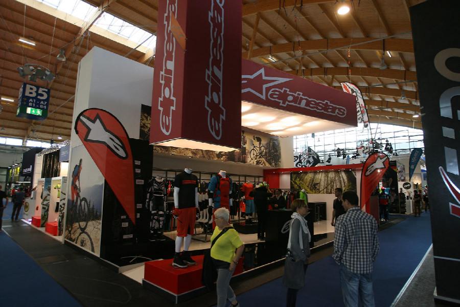 Alpinestars - Eurobike 2014