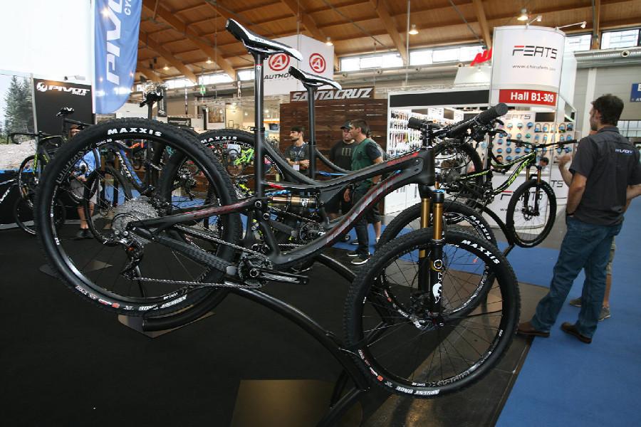 Pivot - Eurobike 2014
