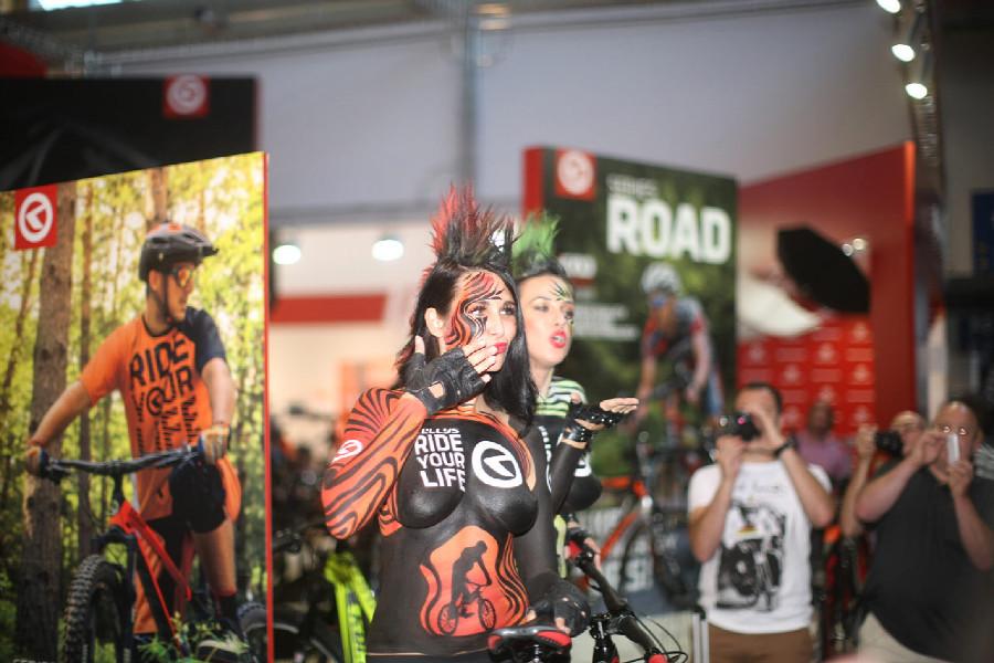 Kellys - Eurobike 2014