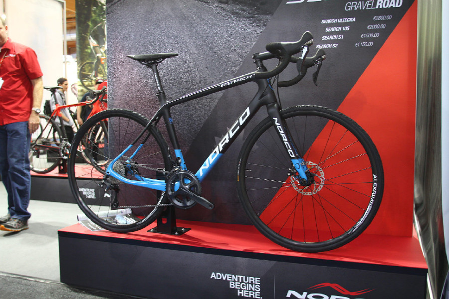 Norco - Eurobike 2014
