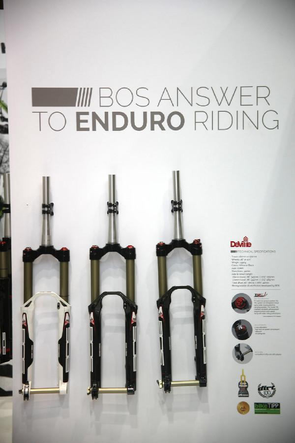 BOS - Eurobike 2014