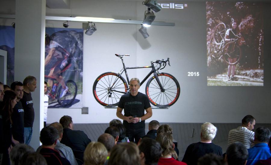 Pells 2015 - prezentace novinek