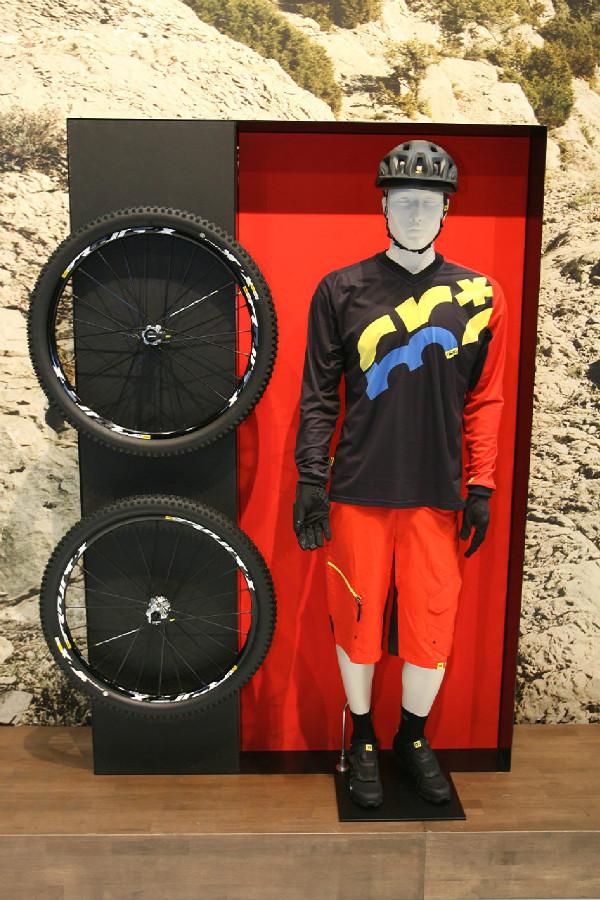 Mavic - Eurobike 2014