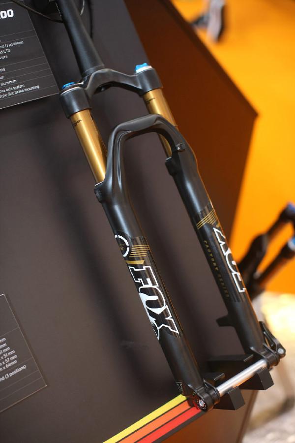 Fox Factory - Eurobike 2014