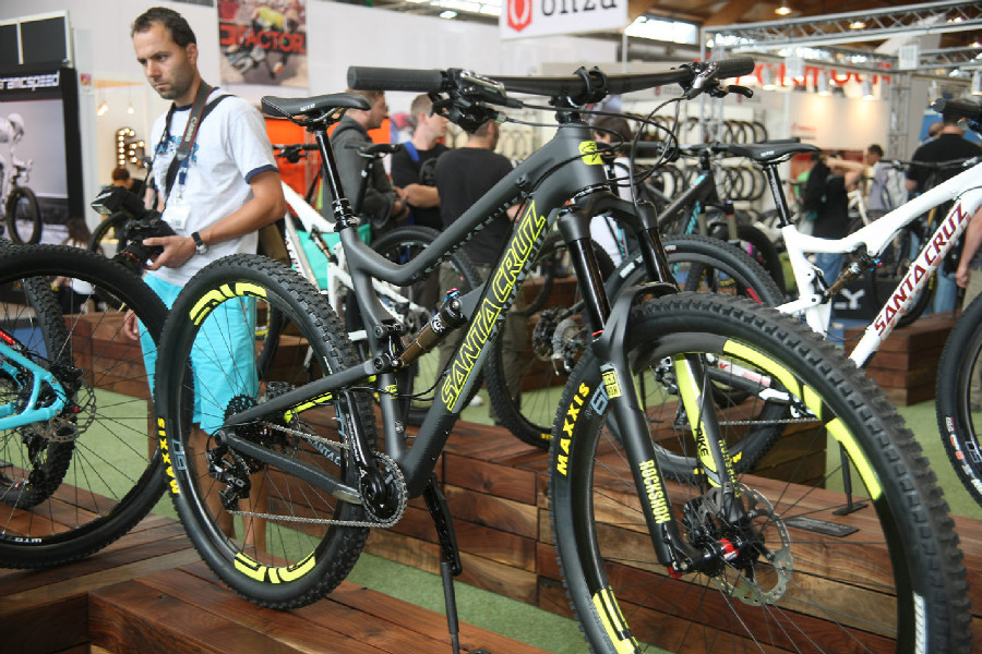 Santa Cruz - Eurobike 2014
