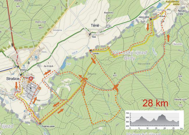 Tour de Brdy