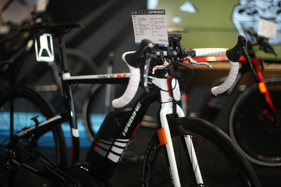 Haibike - Eurobike 2014