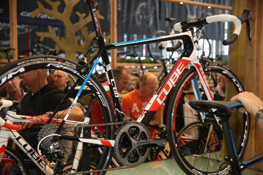 Cube - Eurobike 2014