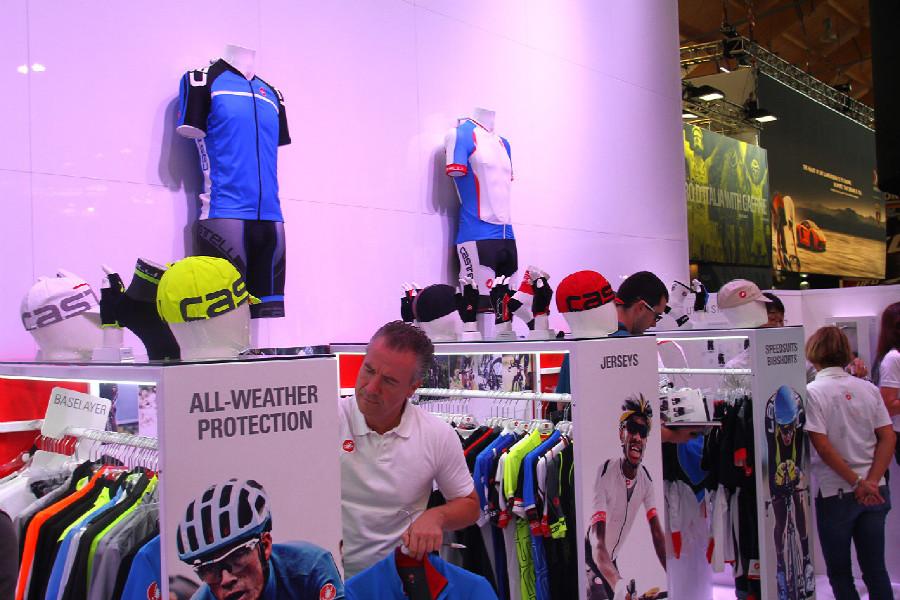 Castelli / Sportful - Eurobike 2014