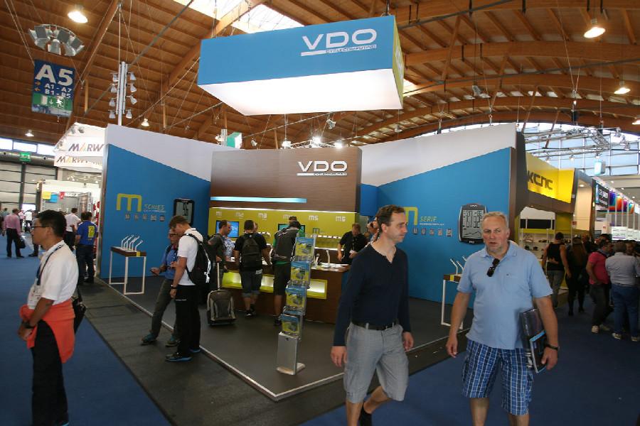 VDO - Eurobike 2014