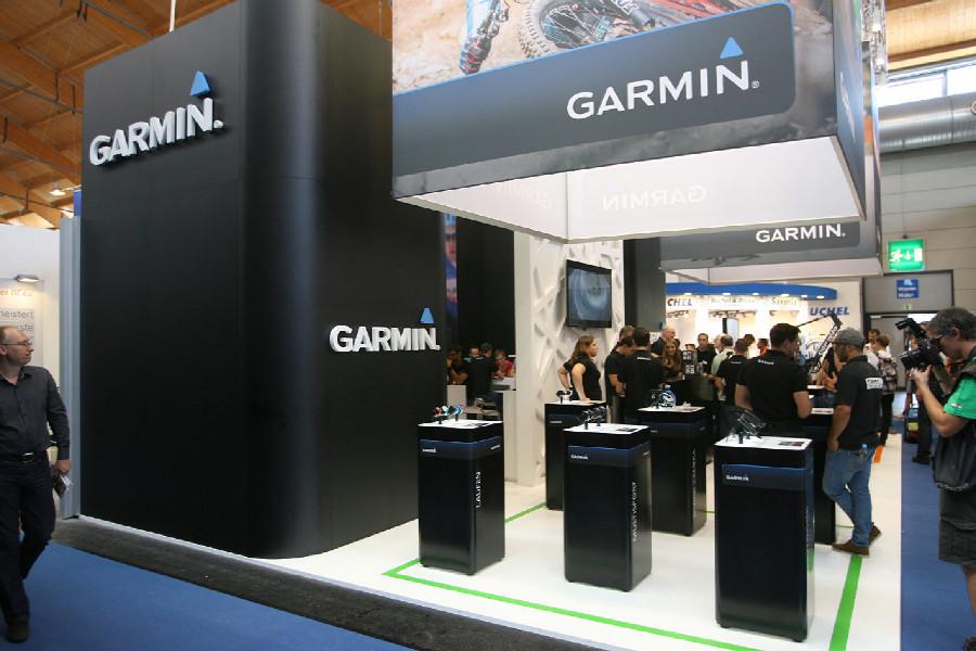 Garmin - Eurobike 2014
