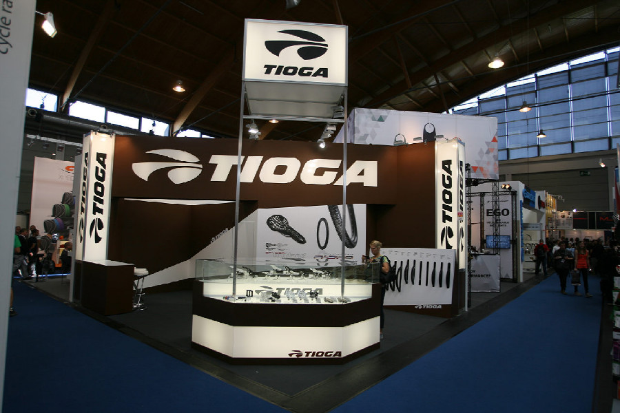 Tioga - Eurobike 2014