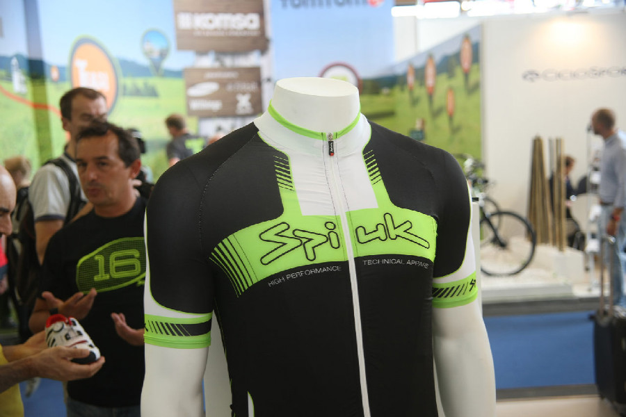 Spiuk Eurobike 2014 fotogalerie