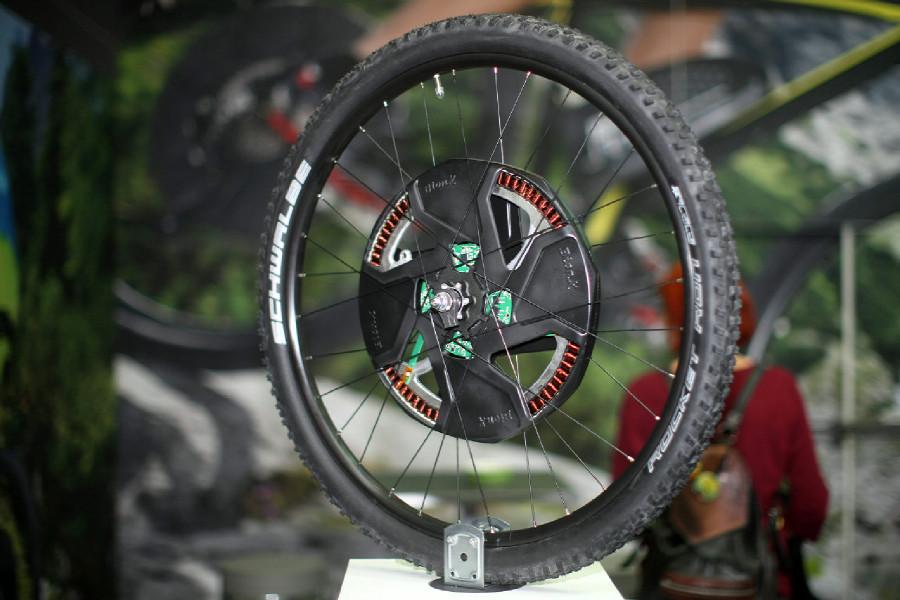BionX - Eurobike 2014