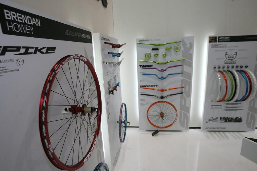 Spike - Eurobike 2014