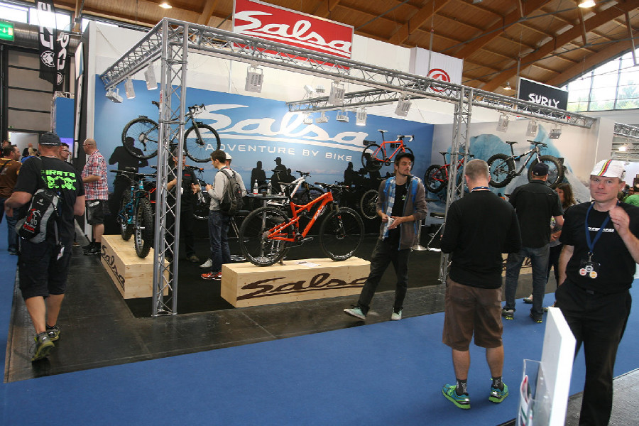 Salsa - Eurobike 2014