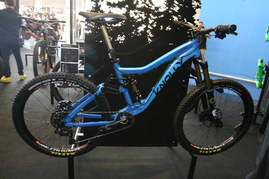 Knolly - Eurobike 2014