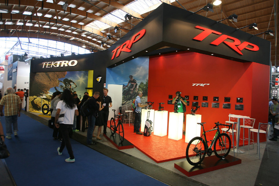 Tektro / TRP - Eurobike 2014