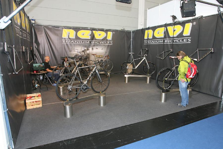 Nevi - Eurobike 2014