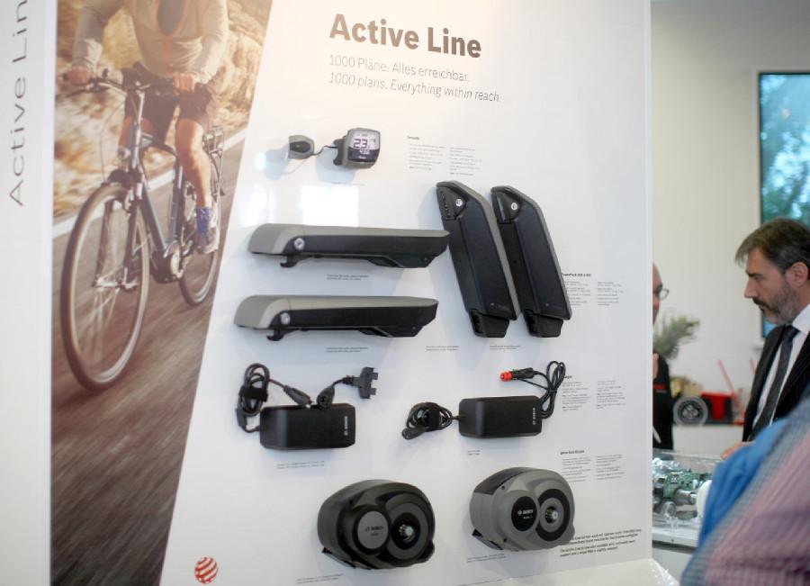 Bosch Eurobike 2014 fotogalerie
