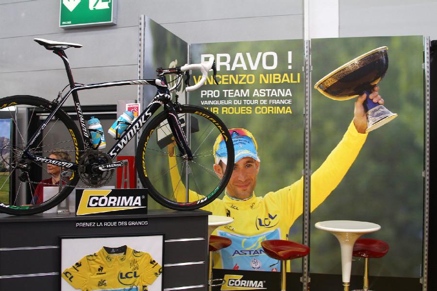 Corima - Eurobike 2014