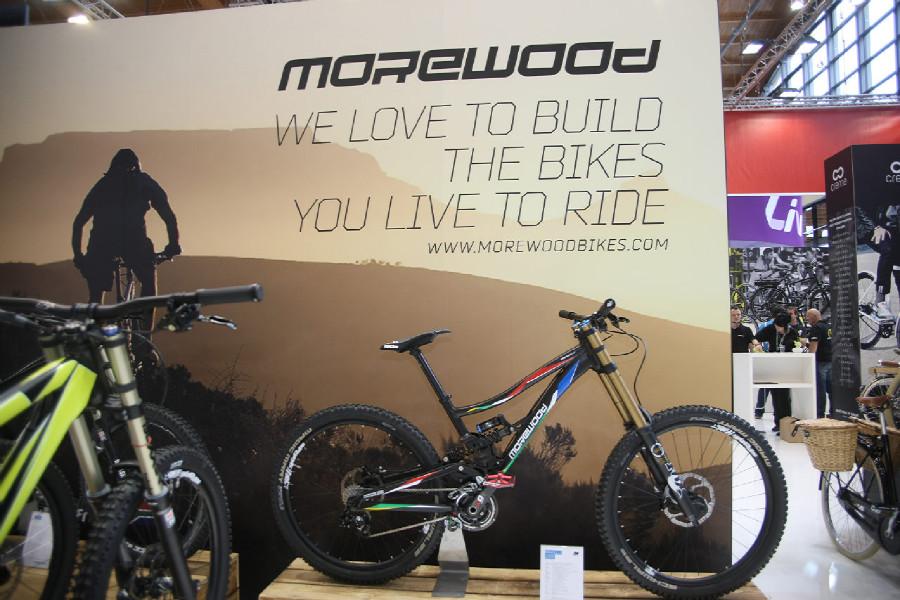 Morewood - Eurobike 2014